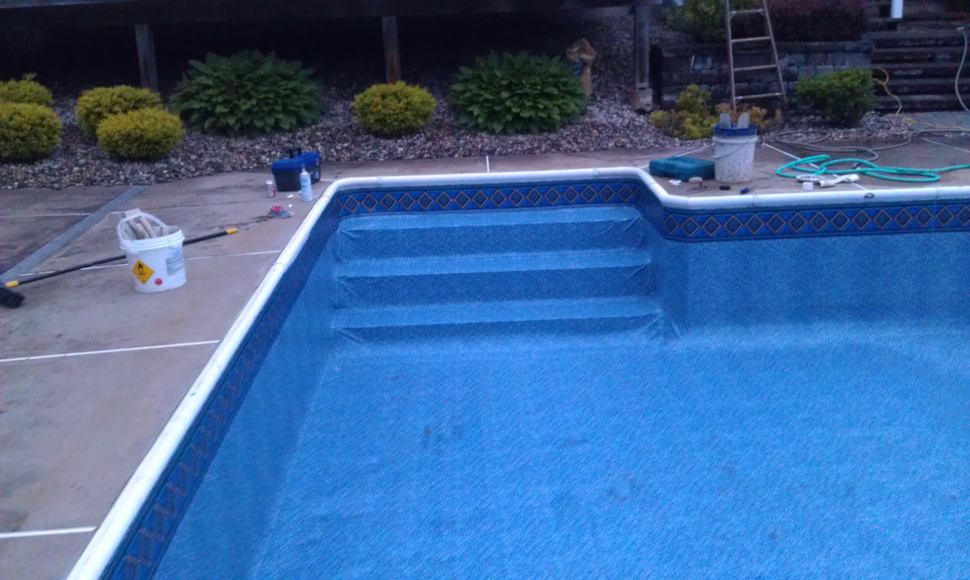 Liner Replacement Urban Pools